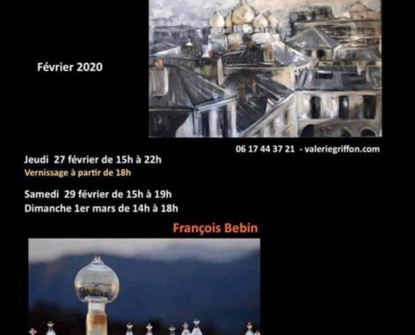 Galerie Saint Simon février 2020